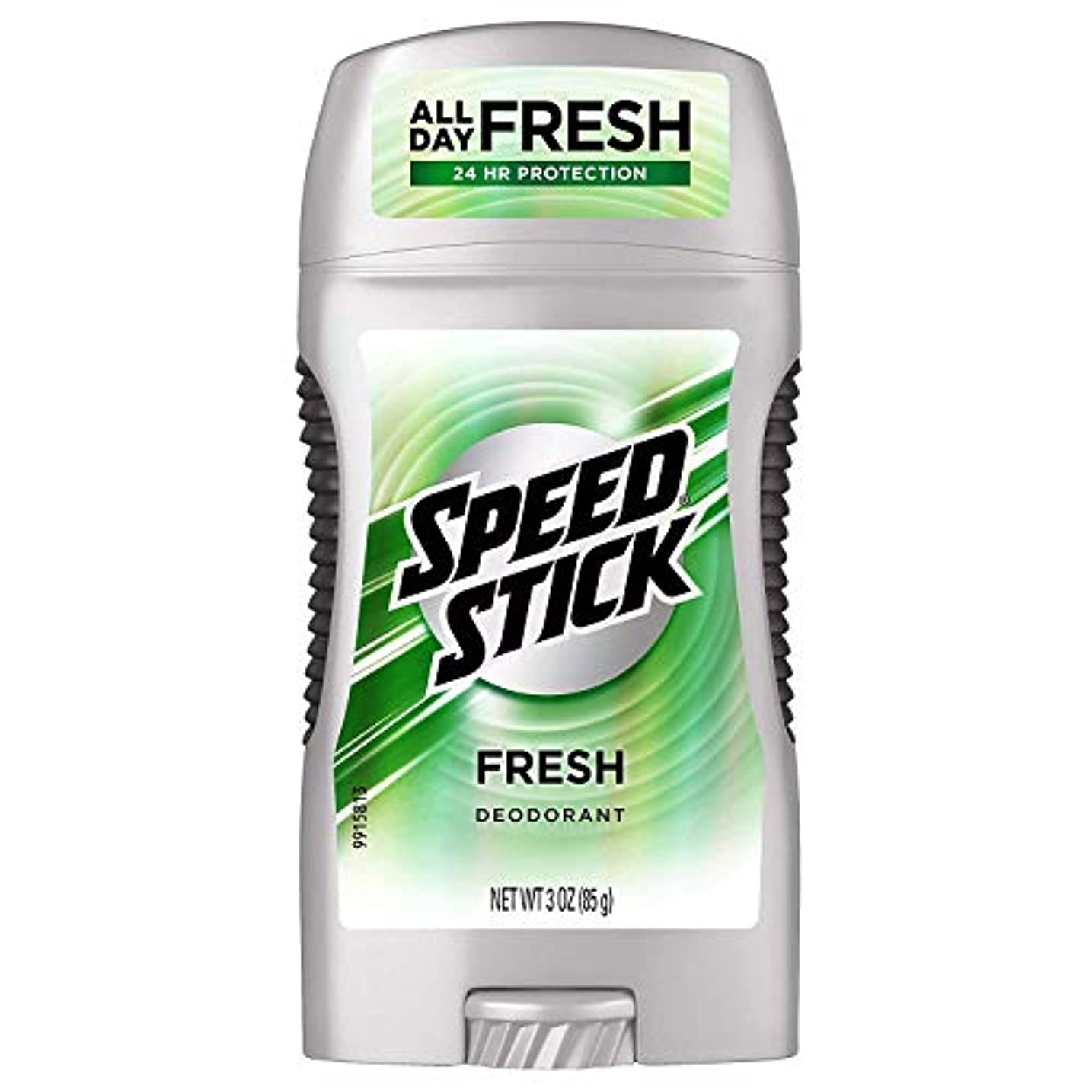 樹木デンマーク語運搬Speed Stick Deodorant, Clear, Fresh, 3 oz, (Case of 6) by Mennen [並行輸入品]