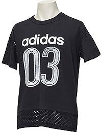 adidas (アディダス) M SPORT ID メッシュコンビ Tシャツ CX3390 ETZ49 1806 メンズ