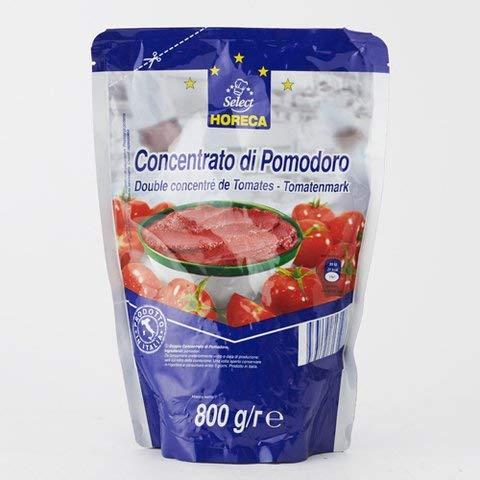 トマトペースト(パウチ) 800g 10個