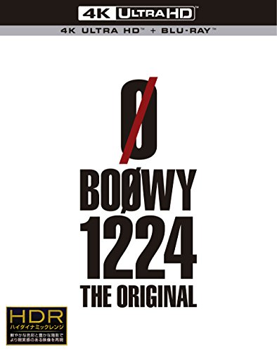 1224 -THE ORIGINAL-(限定盤)(Ultra HD Blu-ray+Blu-ray)