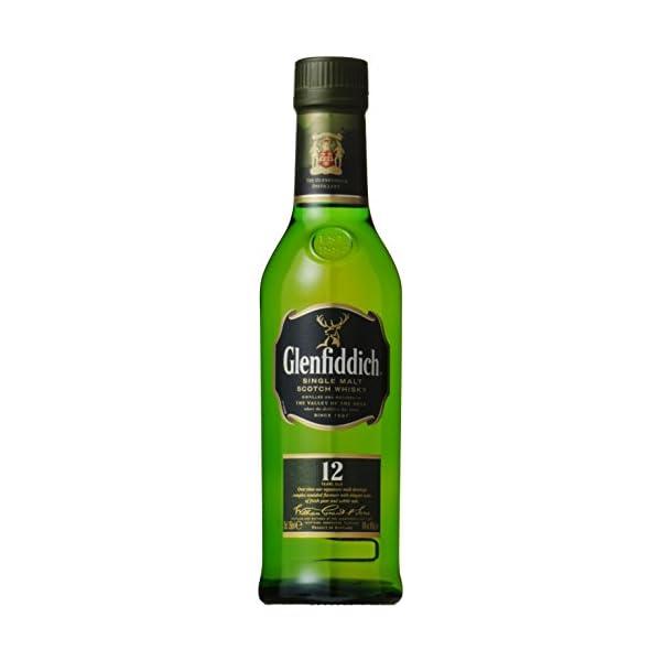 シングルモルト ウイスキー グレンフィディック12年の商品画像