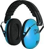 Edz Kidz ペルターイヤーマフラー 子供用 ブルー EDZBP108 イヤーマフ 防音