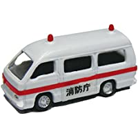 津川洋行 Nスケール NC-72 救急車 (バンタイプ)