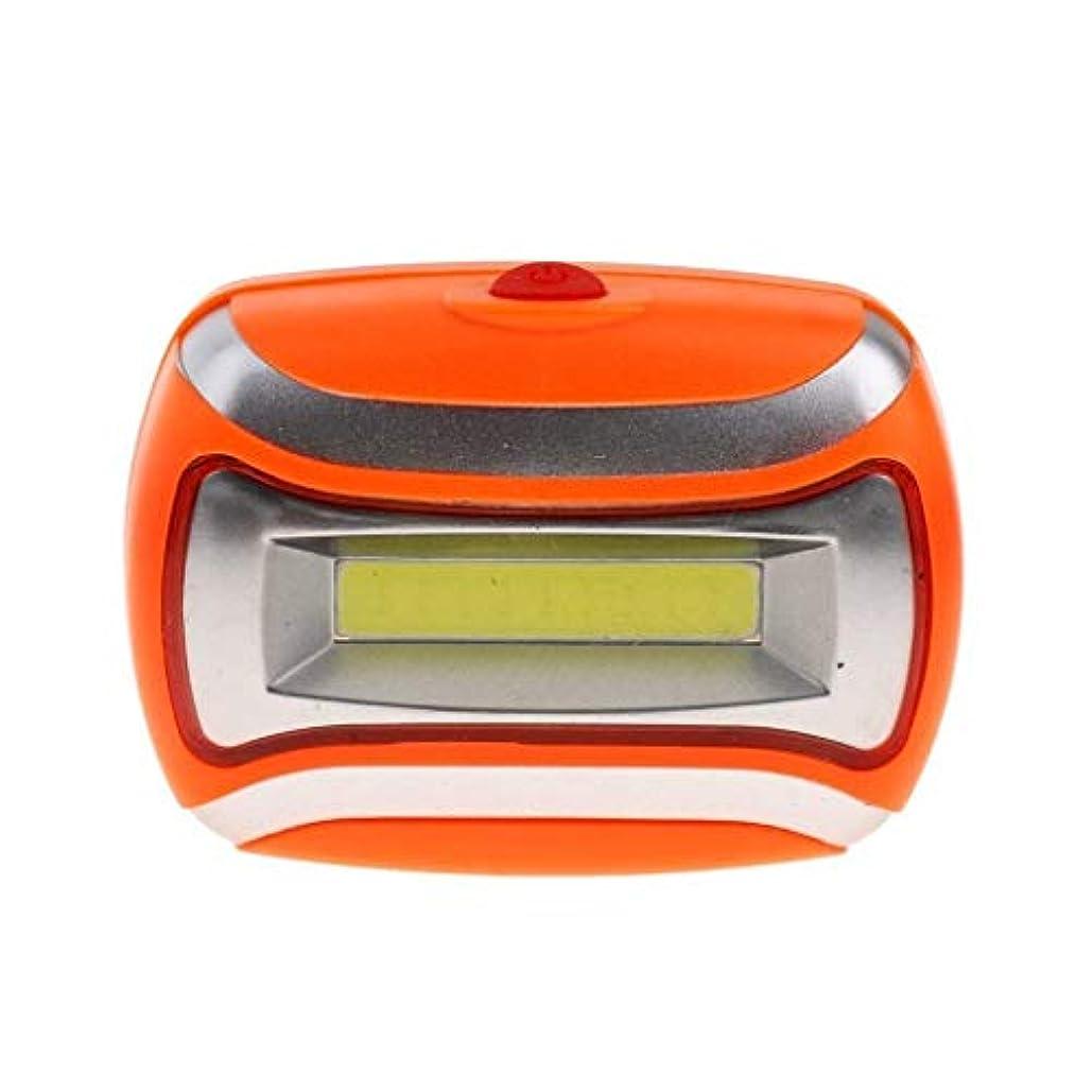 驚いたことに交差点方言Onior携帯式 車ライト LEDライト アウトドア 乗馬 ヘッドライト アウトドア 緊急 ライト オレンジ