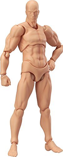 figma archetype next:he flesh color ver. ノンスケール ABS&PVC製 塗装済み可動フィギュア