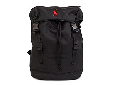Ralph Lauren ラルフローレン 10020 HIKERSACK ブラック 日本正規品
