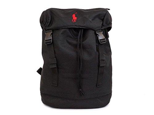 Ralph Lauren ラルフローレン 10020 HIKERSACK ブラック 日本正規品...
