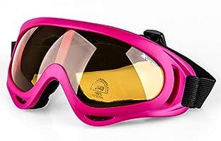 BATFOX Motorcycle Goggles Motorcycle Safety Goggles Uv402 Cut Windproof, Fog, Dustproof