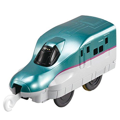 プラレール テコロでサウンドプラレール E5系 新幹線はやぶさ