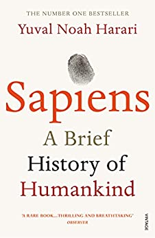Sapiens: A Brief History of Humankind by [Harari, Yuval Noah]