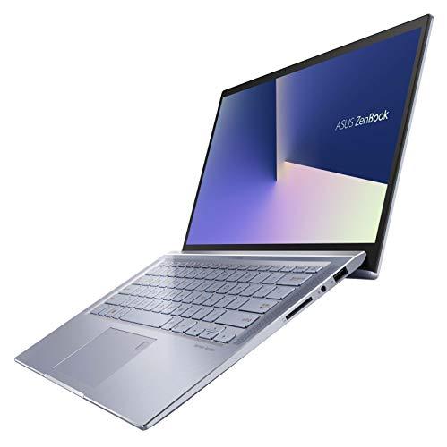 【Amazon.co.jp 限定】ASUS ノートパソコン ZenBook(Core i5-8265U/8GB・SSD 256GB/14インチ/ユートピアブルー)【日本正規代理店品】 BX431FA-AM108T