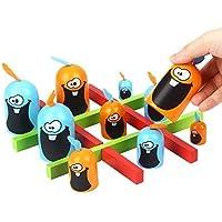 Gobblet Gobblers ボードゲーム 子供 から 大人 まで楽しめる 小学生 家族 ファミリーゲーム
