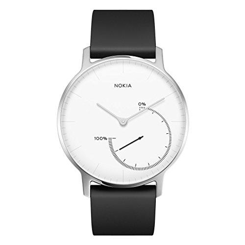 Nokiaスチール–アクティビティ&スリープ腕時計