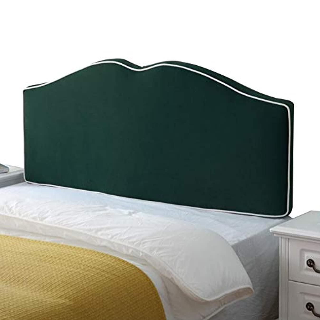 原点ギャングスタージョージエリオットLIANGLIANG クションベッドの背もたれ ベッドルームダブルベッドライニング背もたれソフトケース洗える、7色、5サイズ (色 : ブロンズ, サイズ さいず : 135x65x8cm)