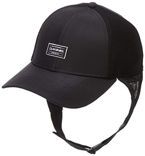 [ダカイン] [ユニセックス] サーフキャップ (UVカット)[ AJ231-923 / SURF TRUCKER CAP ] 海 プール 帽子 BLK_ブラック US F (FREE サイズ)