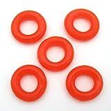 KUNPENG - 5PCS#99-137 151-45ボビンワインダーラバーリングに適用する PFAFF 335 481 483 491 591+