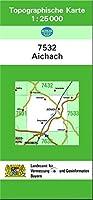 Aichach 1 : 25 000