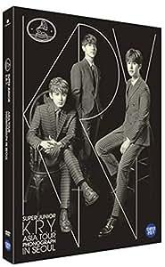 Super Junior - K.R.Y - Asia Tour Phonograph in Seoul (2DVD + フォトブック)