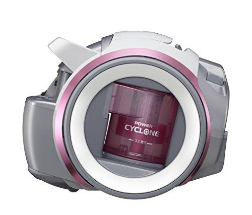 シャープサイクロン掃除機プラズマクラスター搭載ピンクEC-QX310-P