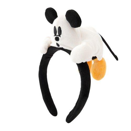 ミッキーマウス おばけ カチューシャ ディズニー・ハロウィーン2017 ハロウィン おばけ オバケ【東京ディズニーリゾート限定】