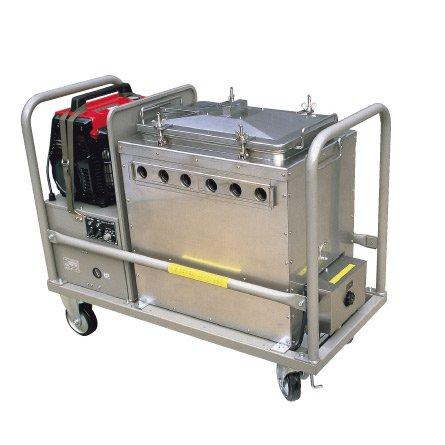 【移動式炊飯器】レスキューキッチン[K-1](3838)