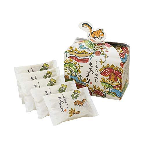 【福島のお土産】柏屋・くるみゆべし もちずり 5コ入 福島名物 お土産・贈り物・ギフト
