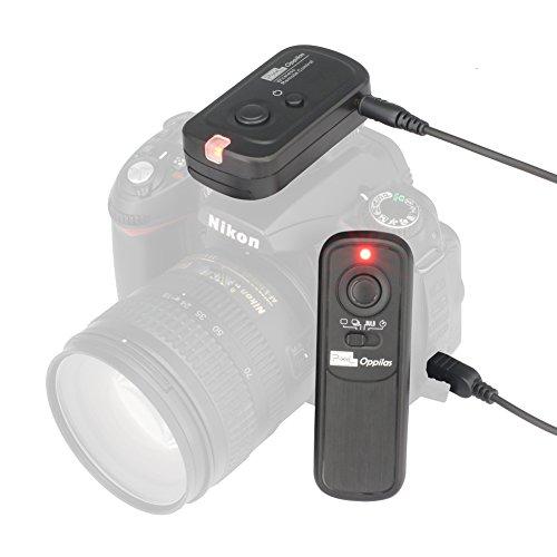 PIXEL RW-221/DC0 2.4GHz 16チャンネル コンパクトラジオ電波式 カメラ ワイヤレス レリーズ シャッター リモコンNiKon D800 D800S D810 D700 D500 D300 D200 D1シリーズ D2シリーズ D3 D3S D4 D5 N90S F5 F6 F100 F90 F90X FUJIFILM S5Pro S3Pro D3X KODAK DCS-14Nに対応 カメラ用 リモートコントローラー