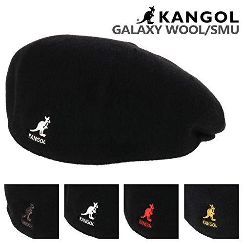 RoomClip商品情報 - [カンゴール] ハンチング SMU ウール ギャラクシー 帽子 188169501 【01】ブラック/ブラック L