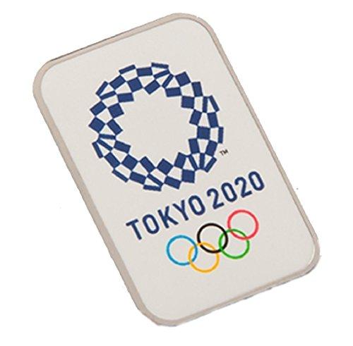 東京 2020 公式 オリンピック エンブレム ピンバッジ ...