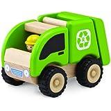 wonderworld  木製  働く乗り物 ミニ・リサイクリングトラック TYWW4056