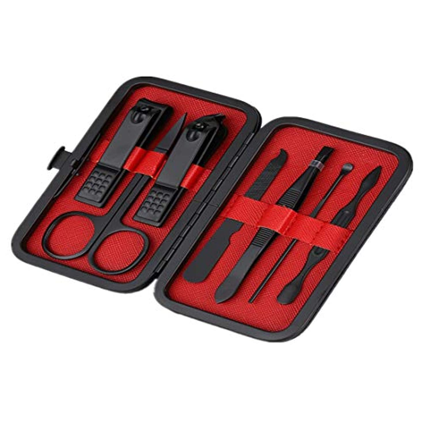 ホールド憎しみ脆いKerwinner ステンレス製の美容ツール、ネイルツール、ネイル、足の爪、アイブロウキット、9/12個、1パックあたり1個 (Color : ZB015)