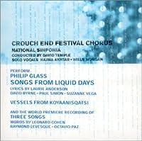 Songs From Liquid Days: Crouch End Festival Chorus