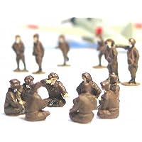 1/144AFV 人形キット 日本軍航空兵1 Nゲージ