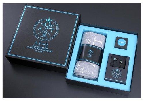 鷺巣詩郎 Produce インナーイヤーヘッドフォン A.T. EVA HQ-3.0 (付属Tシャツ サイズ:L)