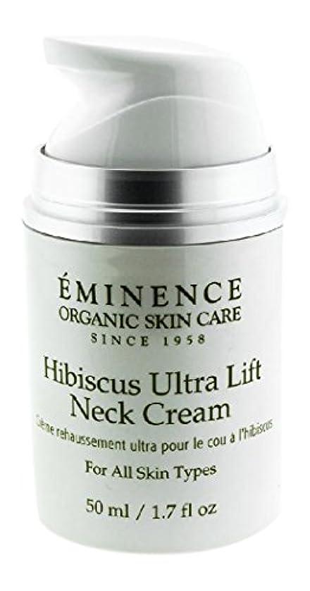 ゆり差別ガラスエミネンス Hibiscus Ultra Lift Neck Cream 50ml/1.7oz並行輸入品