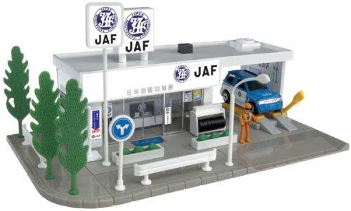 トミカタウン JAF基地
