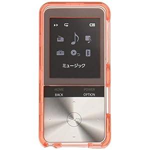 エレコム Walkman S ハードケース ピンク AVS-S17PCPN