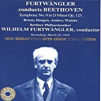 Furtwangler Conducts Beethoven