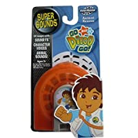 Fisher Price Super Sounds Reels Go Diego Go [並行輸入品]