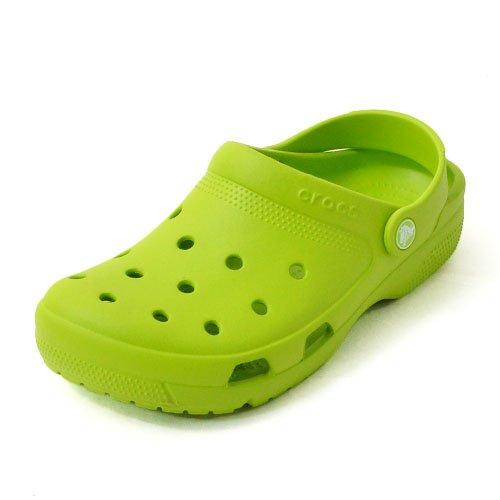 crocs(クロックス) サンダル メンズ レディース クロッグサンダル M5(23.0cm) ボルトグリーン crocs-c-M5-204151-395