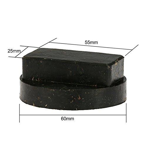 KKmoon ジャッキパッド ゴムジャッキパッド  持ち上げられのBMWに傷害を防止 アダプター型