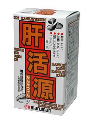 マルマン 肝活源(90粒)