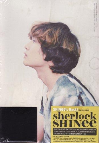 SHINee 4th Mini Album - Sherlock (オンユVer.) (台湾プレオーダー版)