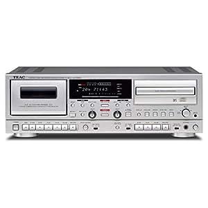 ティアック CDレコーダー/カセットデッキTEAC AD-RW950-S