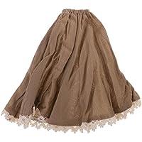 Lovoski  人形 ファッション プリンセス  ロングスカート  レース付き ドレス セット 12インチブライスドール適用 服装