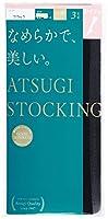 [アツギ] アツギ ATSUGI ストッキング ATSUGI STOCKING なめらかで、美しい。 ひざ下丈 〈3 FS58003P レディース ブラック 日本 22~25cm-(FREE サイズ)