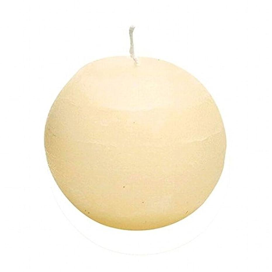ヤンキーキャンドル(YANKEE CANDLE) ラスティクボール80 「 アイボリー 」