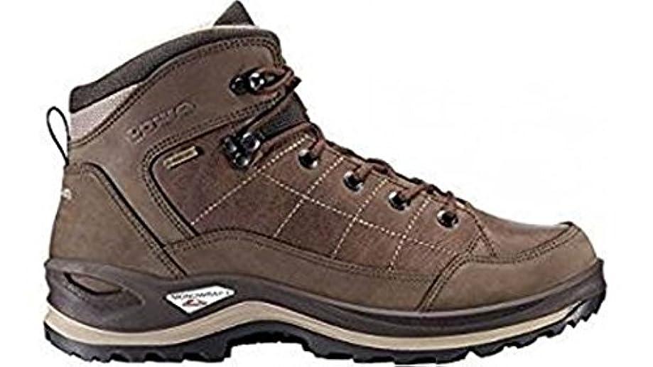 引き受ける内なる繰り返しLowa Bormio GTX QC Hiking Boot  WIDE ロ―バー ボーミオ ゴアテックス ワイド ハイキングブーツ [並行輸入品]