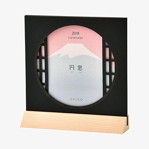 小さな円窓から四季の景色を。卓上で楽しむ日本の一年