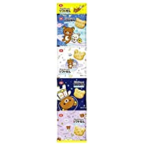 亀田製菓 リラックマソフトせん 4連×10袋